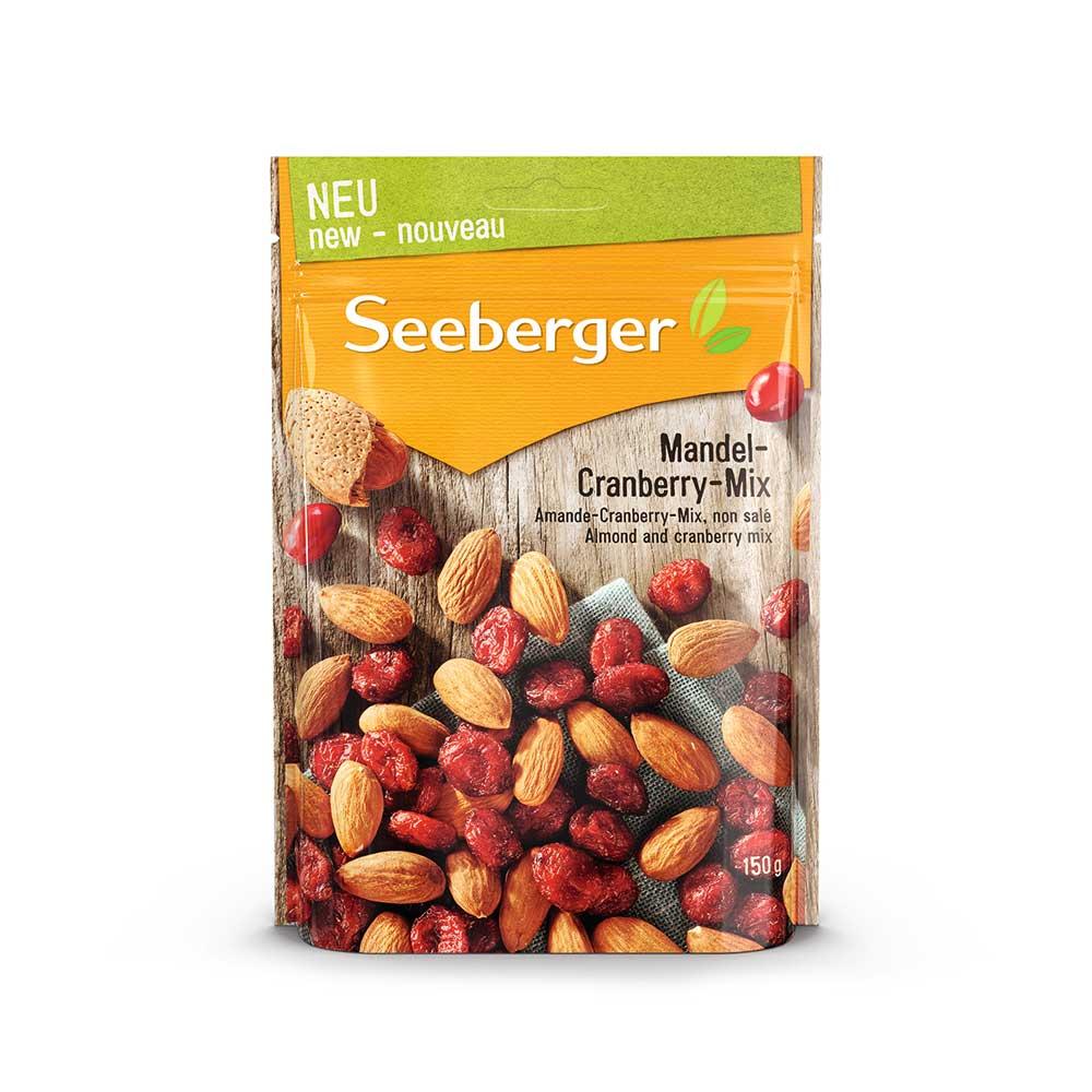 蔓越莓杏仁綜合堅果